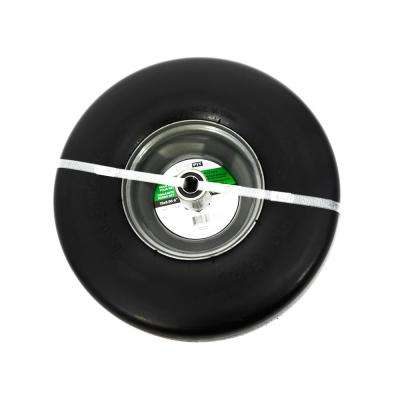 15 in. x 6.50 in. x 6 in. Pneumatic Wheel Assembly for RZT