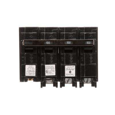 60 Amp 3-Pole 10 kA Type QP with Shunt Trip Circuit Breaker