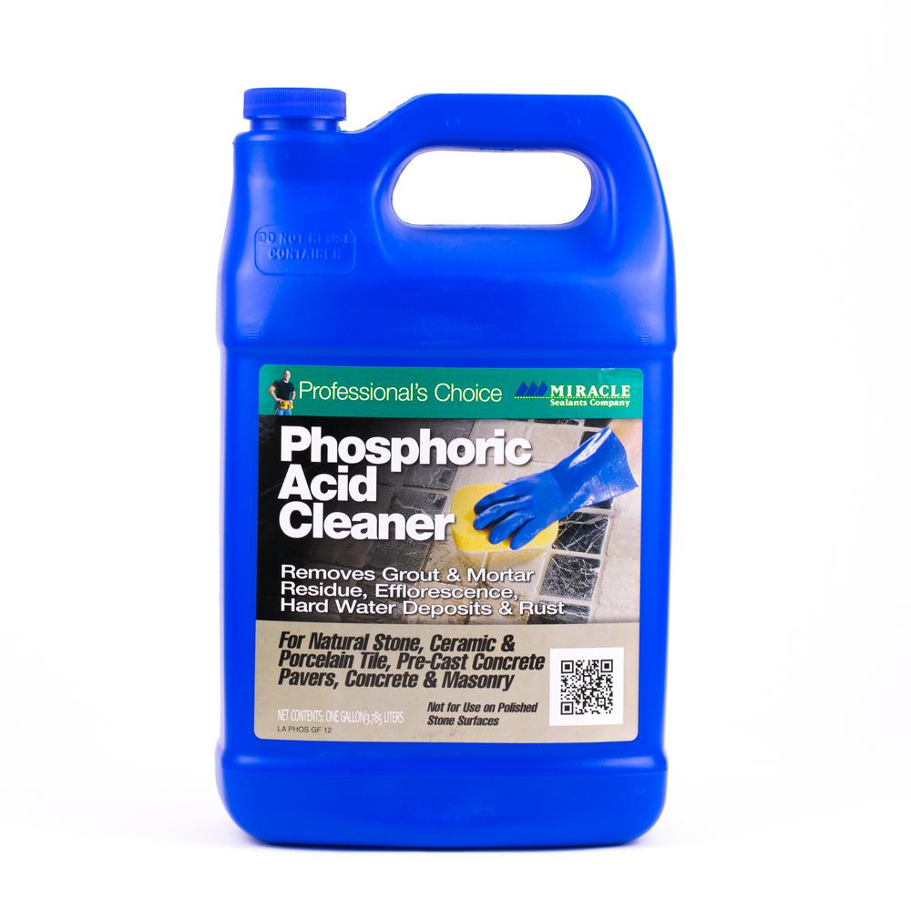 128 oz. Fast-Acting Phosphoric Acid Cleaner