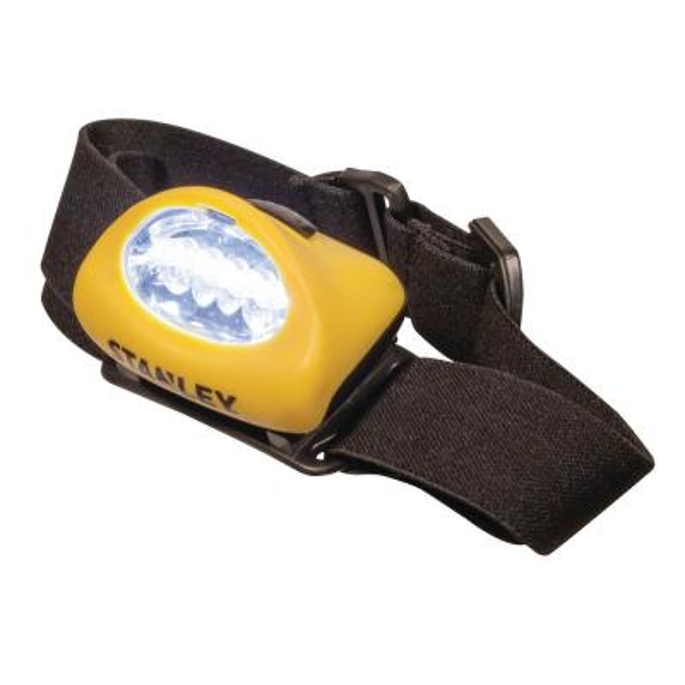 Twin Pack 5 LED Alkaline Headlamp