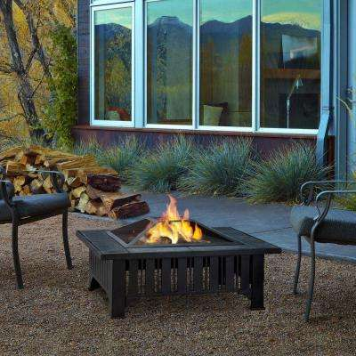 Lafayette 34 in. Wood Burning Fire Pit