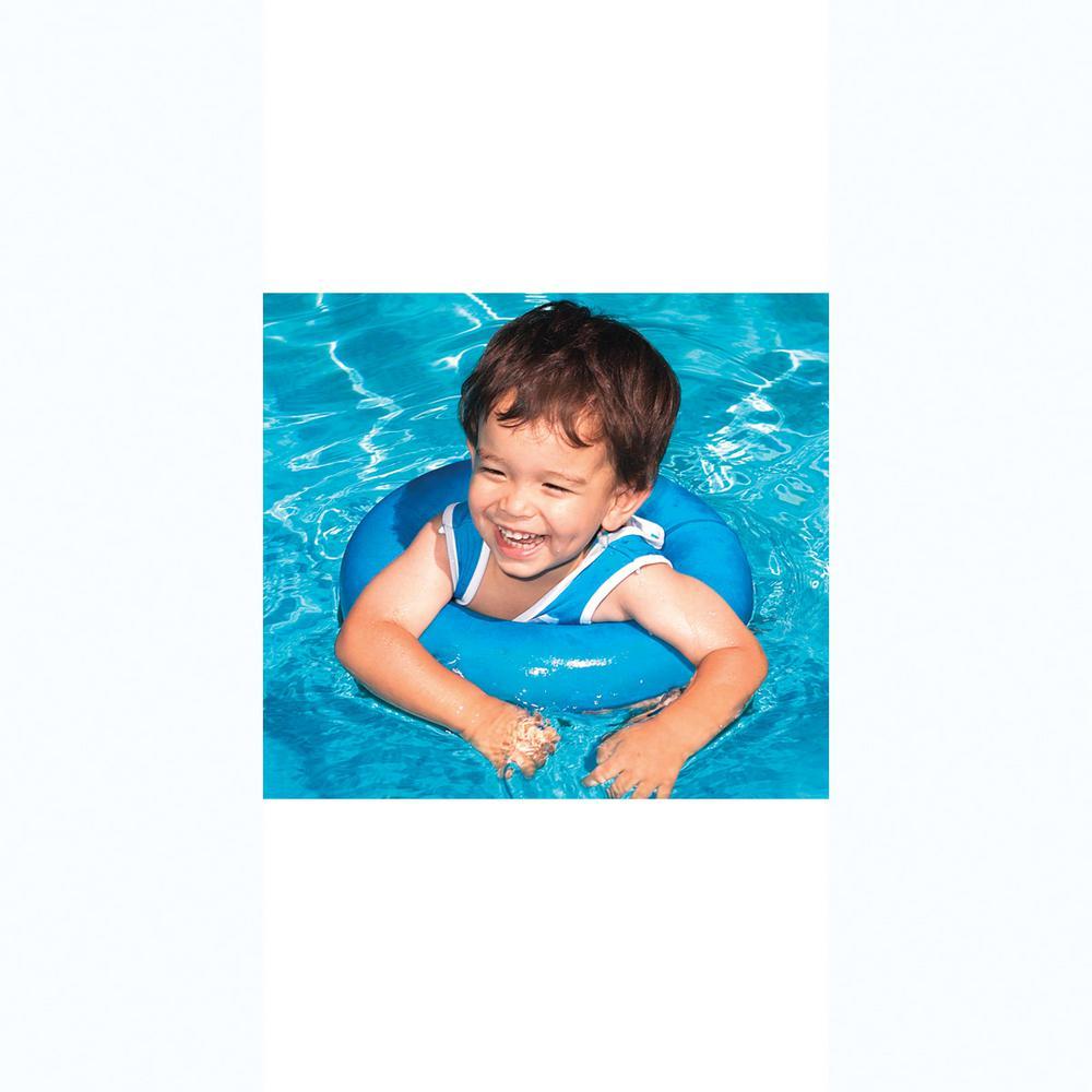 Swimline SkillSchool Blue Swim Tee Trainer, Blue With Whi...
