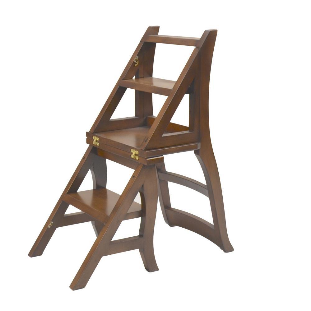 Internet #205110293. Carolina Cottage Chestnut Wood Folding ...  sc 1 st  The Home Depot & Carolina Cottage Chestnut Wood Folding Library Chair-1617-NC - The ... islam-shia.org