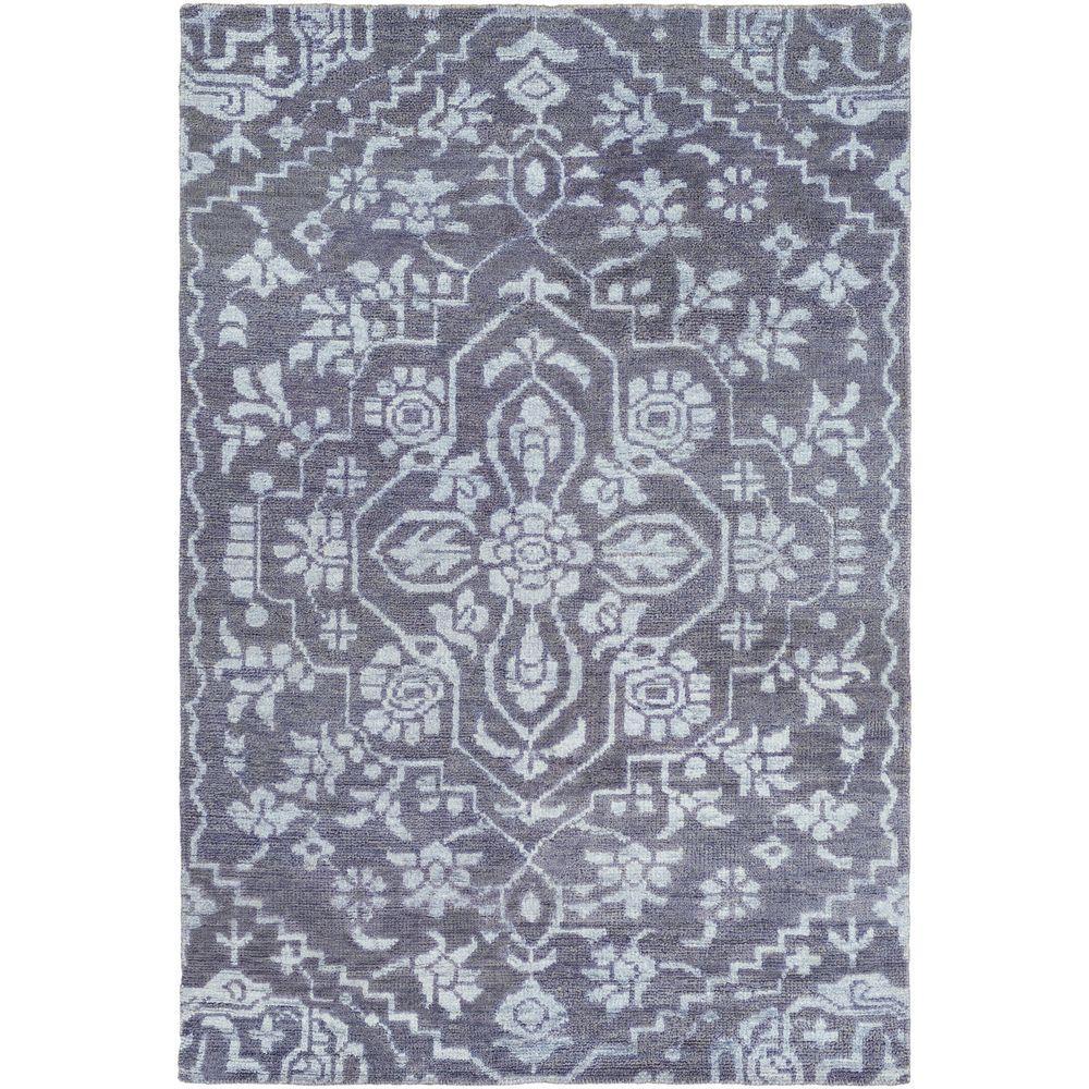 Artistic Weavers Bellview Charcoal 2 Ft X 3 Ft Indoor