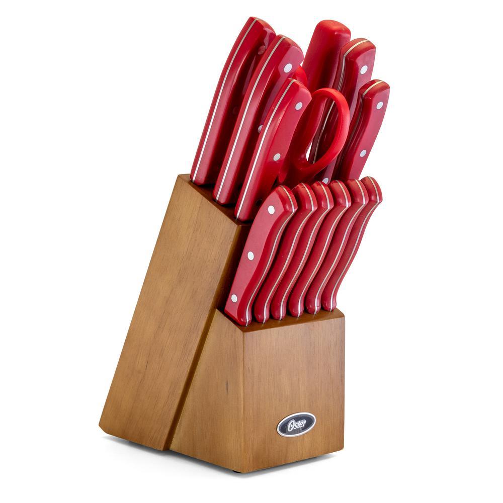Evansville 14-Piece Knife Set