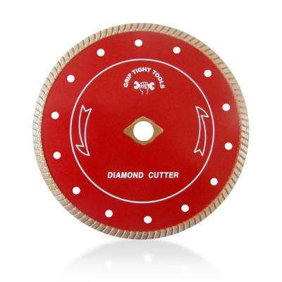 4-1/2 in. Professional Turbo Cut Diamond Blade (10-Pack)