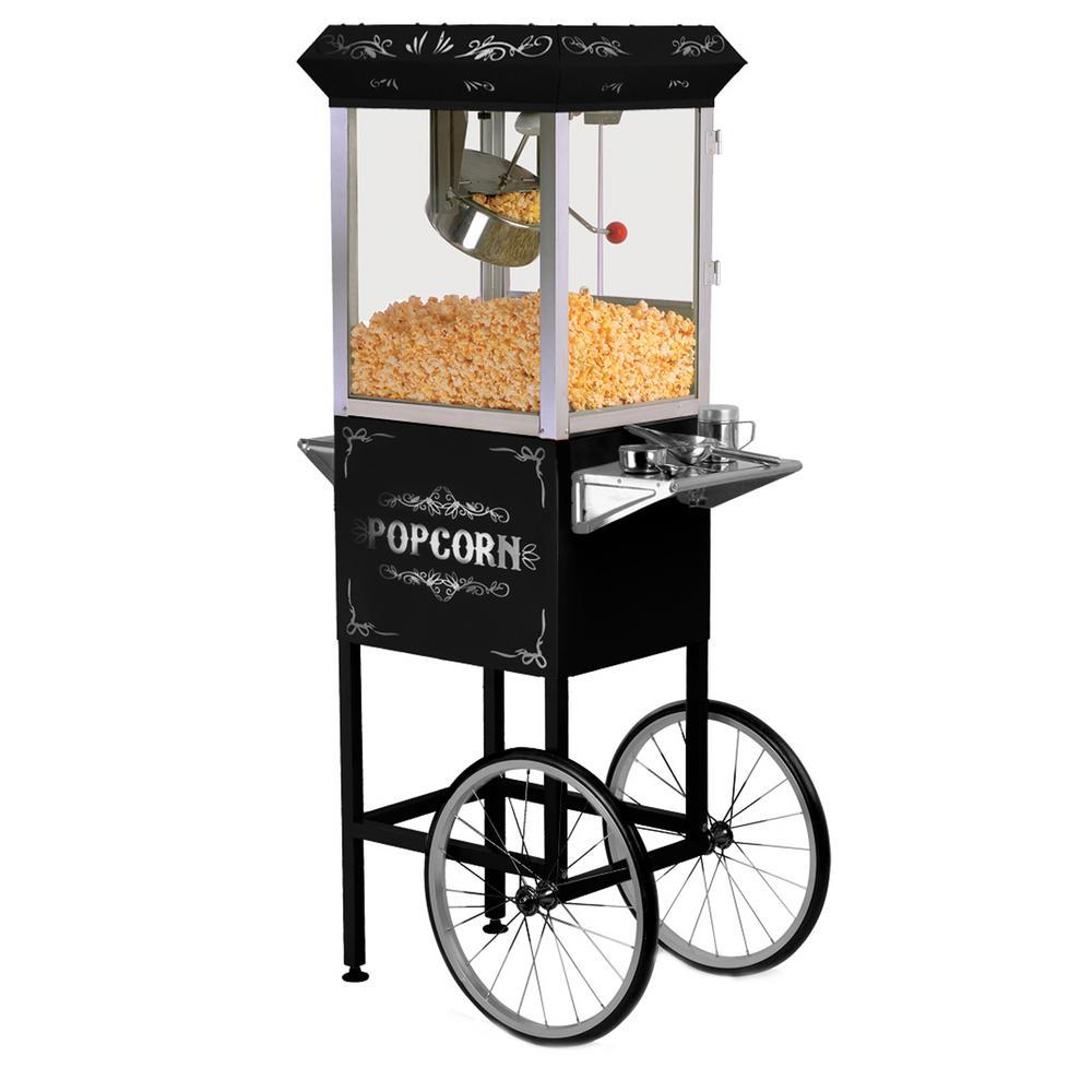 Elite 8 oz. Popcorn Trolley by Elite