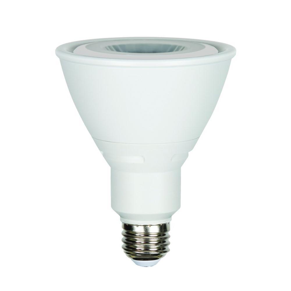 10W Equivalent 3,000K PAR30 Dimmable LED Light Bulb