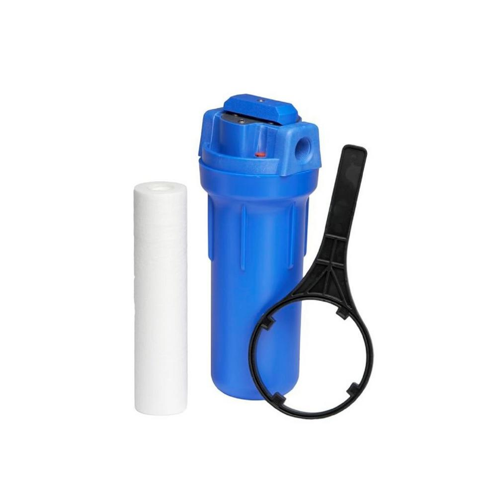 Home Water Filter >> Ecopure Valve In Head Whole Home Water Filter System Universal Fit