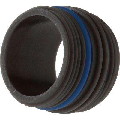 Cache Aerator Adaptor to Standard 55/64 in. - 27 Male Thread