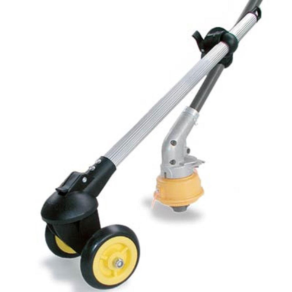 Trimmer Trolley 24 In Attachment For 7 8 To 1 Shaft Line Trimmers Tt1 The Home Depot
