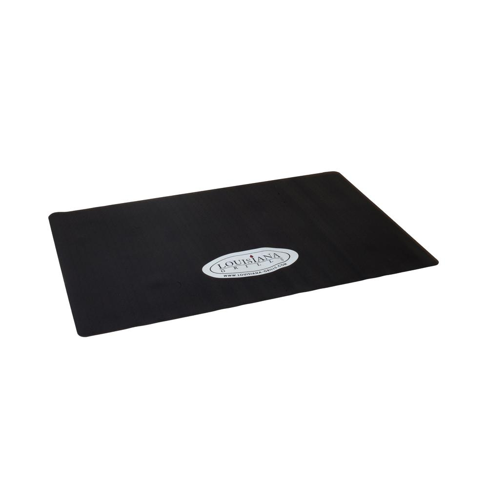 1c9112d859a Louisiana Grills 52 in. Grill Mat-58035 - The Home Depot