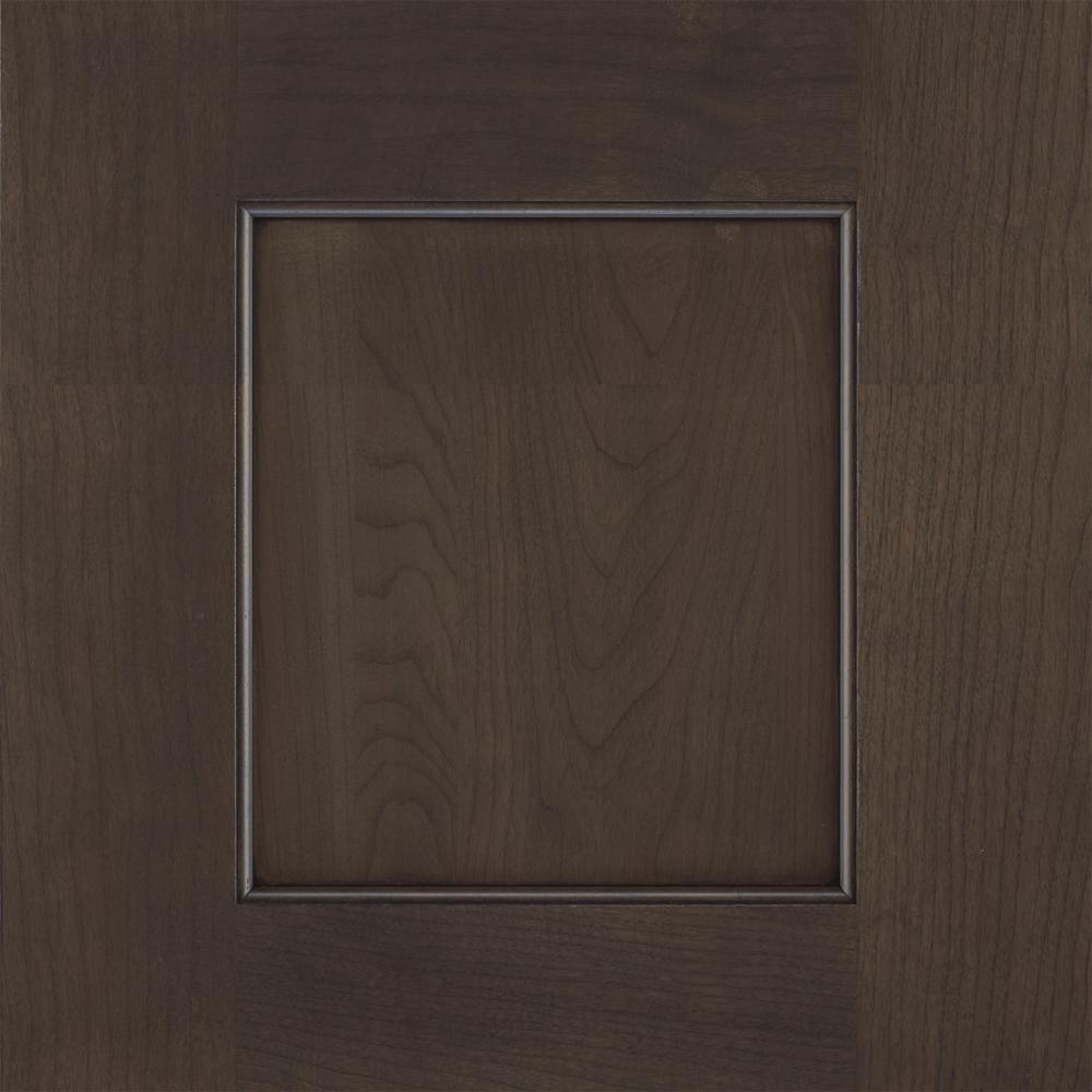 Thomasville Artisan 14.5x14.5 in. Cabinet Door Sample in Sloan Cherry Shadow