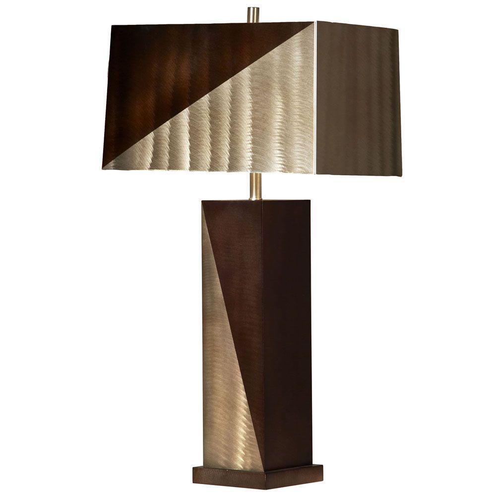 NOVA Twotone 30 in. Table Lamp
