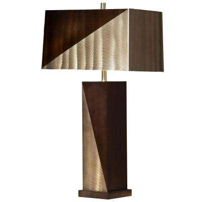 Twotone 30 in. Table Lamp