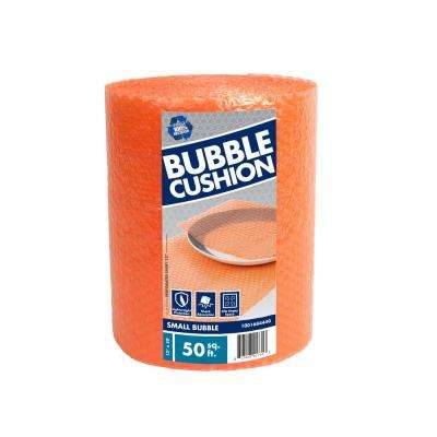 3/16 in. x 12 in. x 50 ft. Perforated Bubble Cushion Wrap