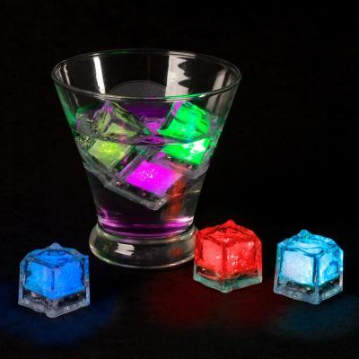 Ice Cube Shaped LED Lights (12 per Pack)