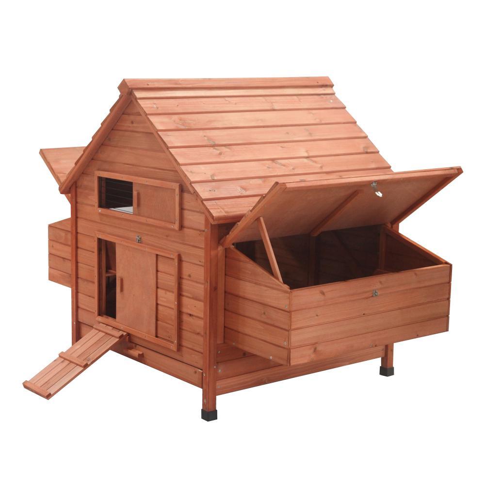 2-Story Chicken Coop