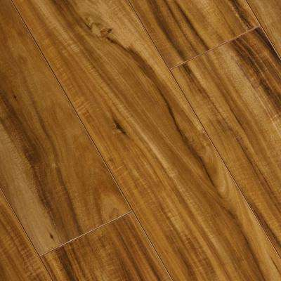 Hand Scraped Douglas Acacia 8 mm Thick x 5-5/8 in. Wide x 47-7/8 in. Length Laminate Flooring (18.70 sq. ft. / Case)
