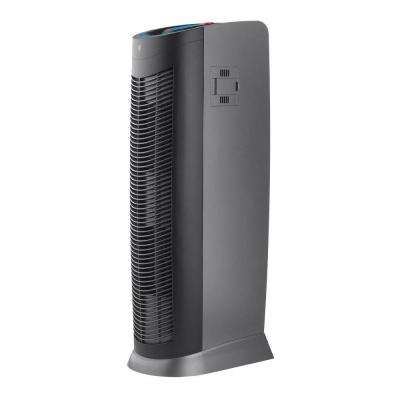 Air Purifier Series 600 with UV-C and TIO2 Filter Technology