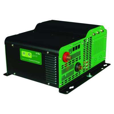 3000-Watt Pure Sine Wave Inverter with 150-Amp Inverter Charger