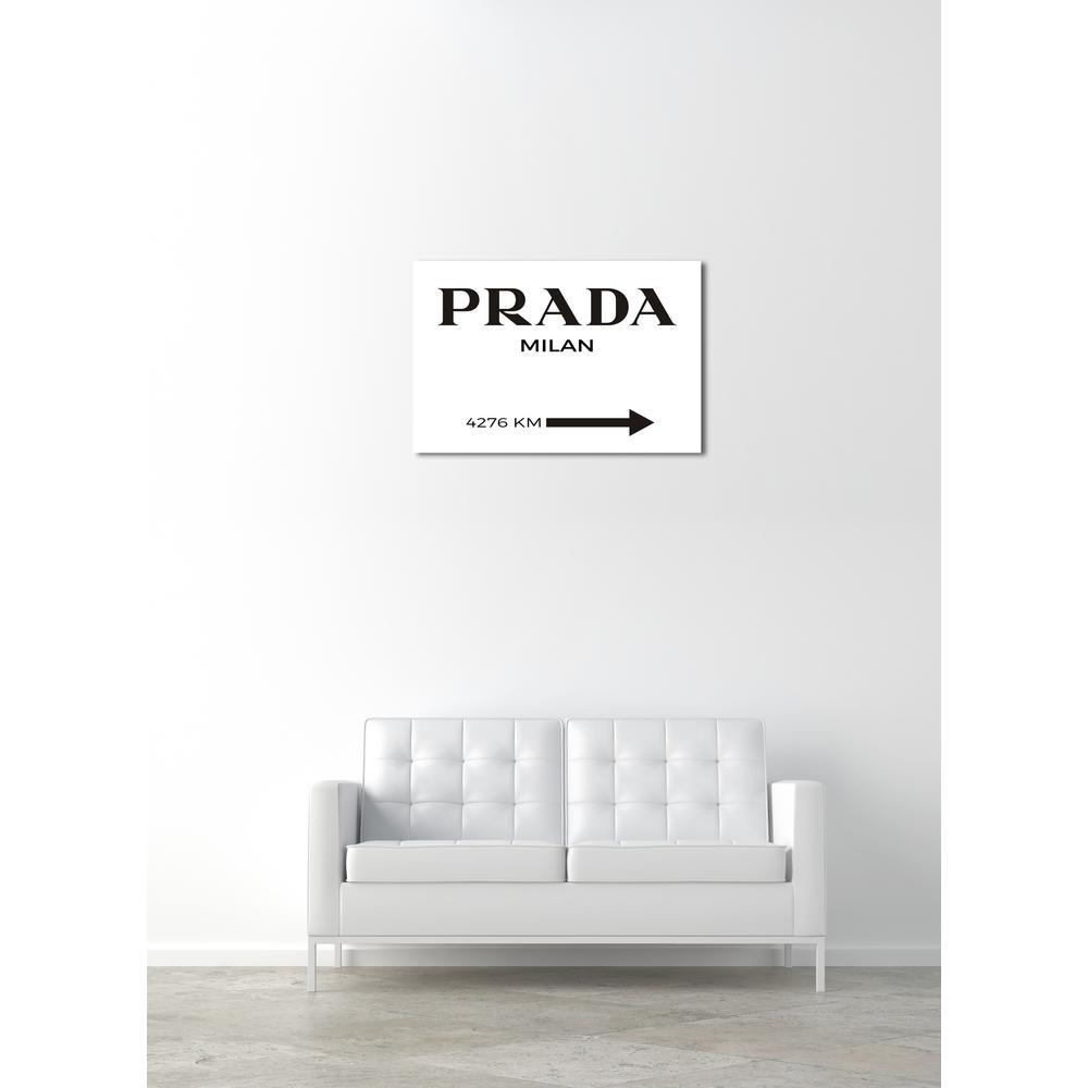 Fashion - White - Medium (20-40 in.) - Canvas Art - Wall Art - The ...