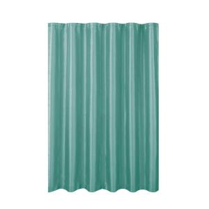 Creative Home Ideas Jane Faux Silk 70 inch W x 72 inch L Shower Curtain with Metal Roller... by Creative Home Ideas