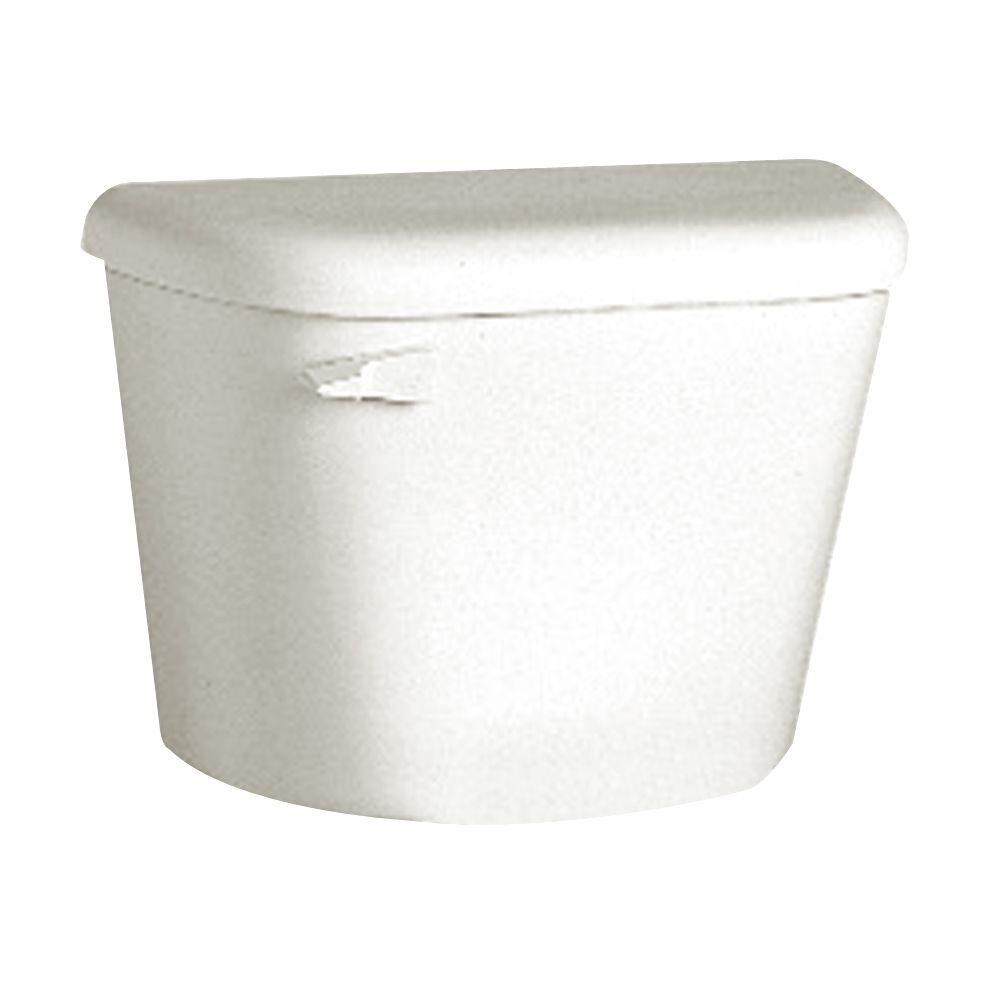 Crane Galaxy/Cranada 1.6 GPF Toilet Tank Only in White-DISCONTINUED