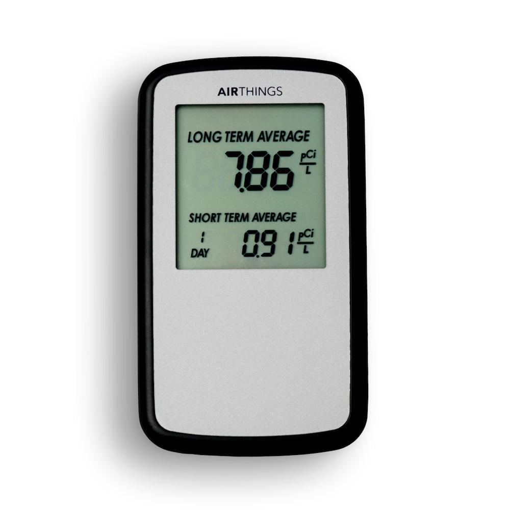 Corentium Home Radon Detector