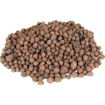 Expanded Clay Growing Media Hydroponic 50 l 8 mm Aggregate Pebbles Pellets (44-Pack)