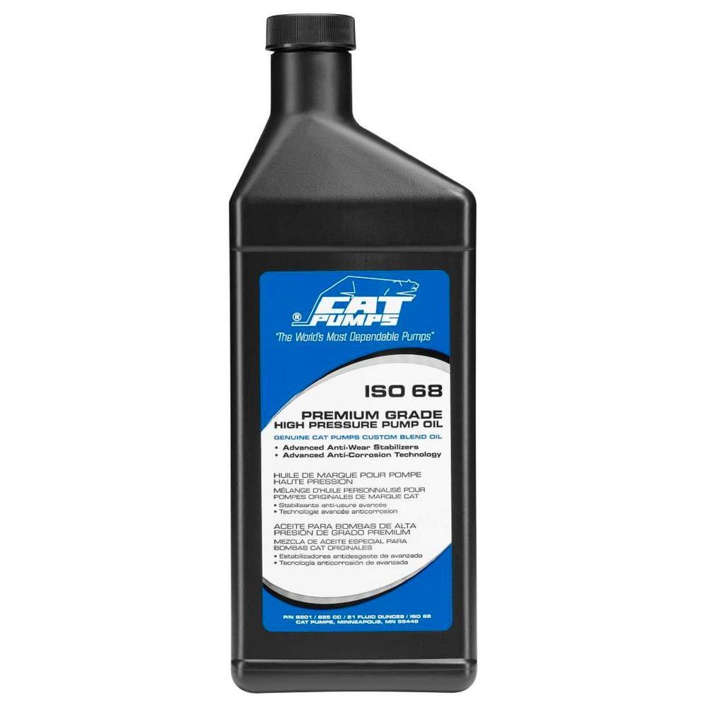 21 oz. Pressure Washer Pump Oil