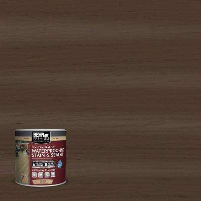 #ST-111 Wood Chip Semi-Transparent Weatherproofing Wood Stain