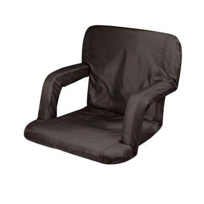 Black Ventura Seat Portable Recreational Recliner