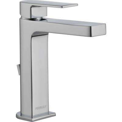 Xander 4 in. Centerset Single-Handle Bathroom Faucet with Hi-Arc Spout in Chrome