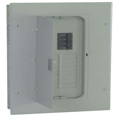 PowerMark Gold 150 Amp 16-Space 32-Circuit Indoor Main Breaker Circuit Breaker Panel