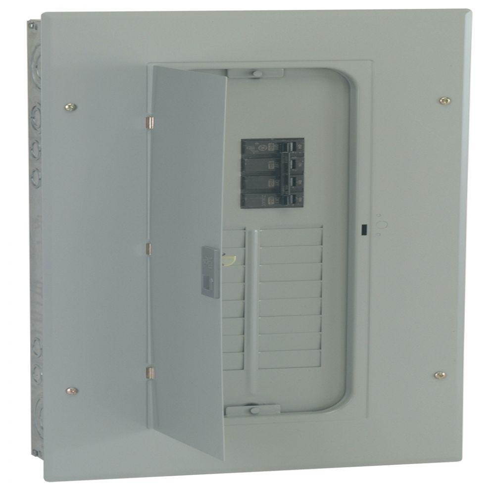 PowerMark Gold 150 Amp 16-Space 32-Circuit Indoor Main Breaker Circuit Breaker Panel