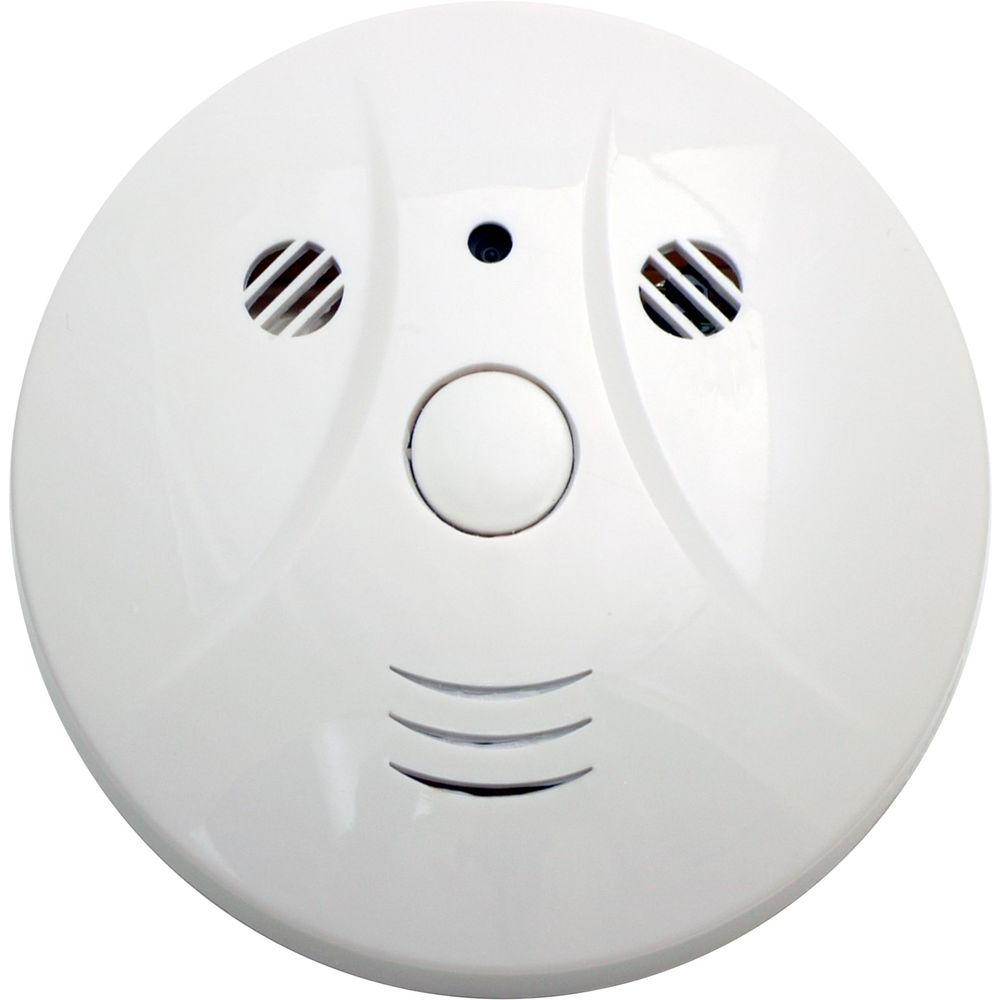 Bush Baby Smoke Detector DVR Camera with 30-Hour Battery and 16GB ...