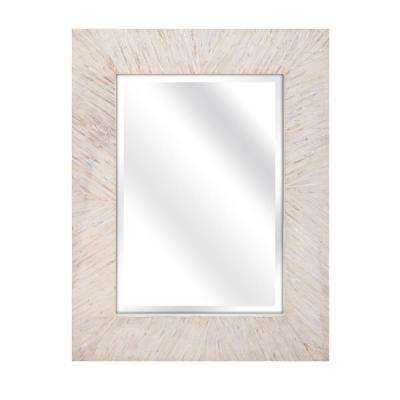 Ophelia Mother of Pearl Wall Mirror