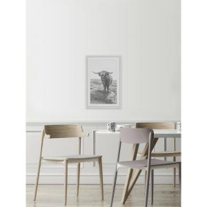 "18 in. H x 12 in. W ""On a Hill"" by Marmont Hill Framed Printed Wall Art"