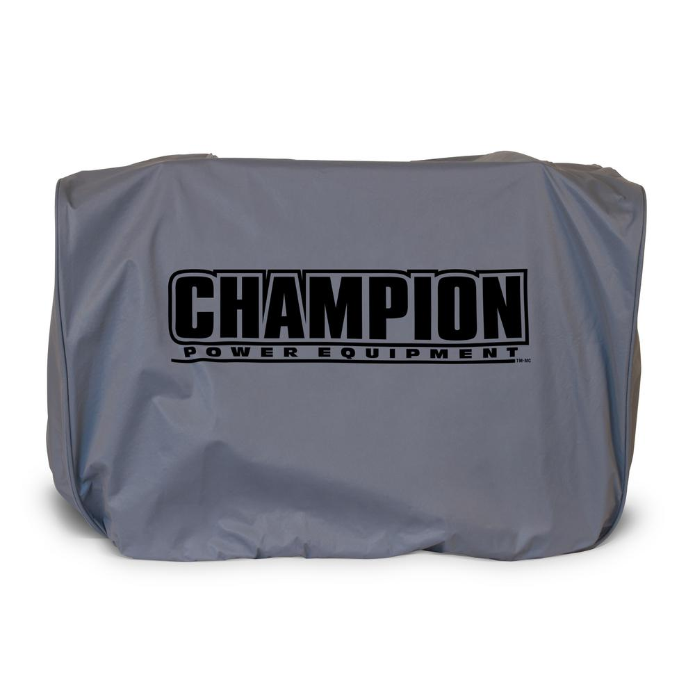 CHAMPION POWER EQUIPMENT Custom Made Vinyl Inverter Generator Cover