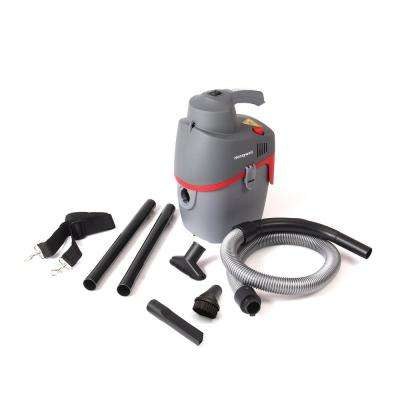 1.5-Gal. 4.5-Peak HP Hand Carry Utility Handheld Vacuum