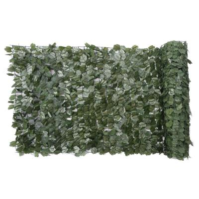 40 in. x 96 in. Faux Ivy Leaf Privacy Roll (1pk)