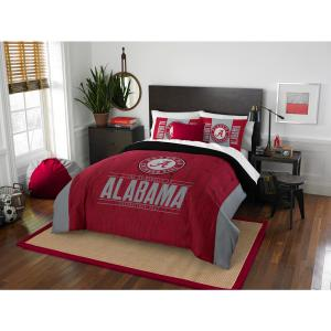 Alabama 3-Piece Modern Take Multi Full/Queen Comforter Set by