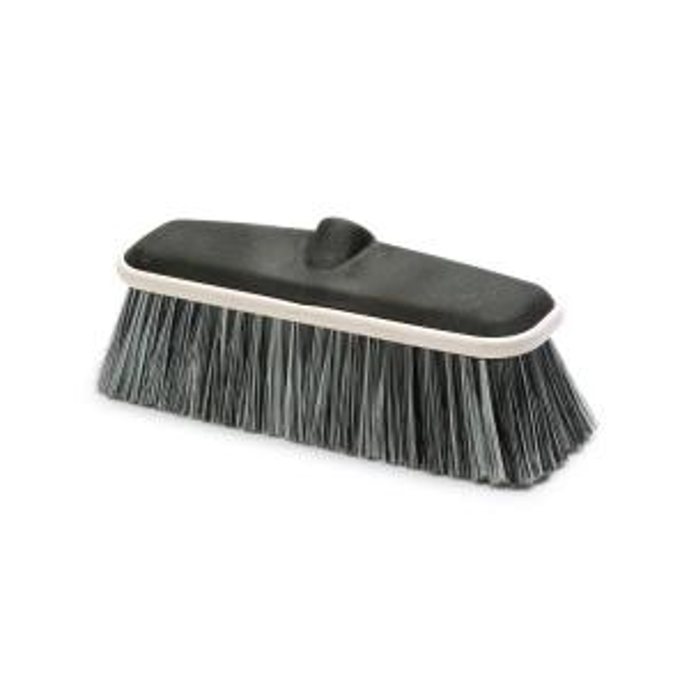 Laitner Brush 10 inch Vehicle Wash Brush with Bumper by Laitner Brush