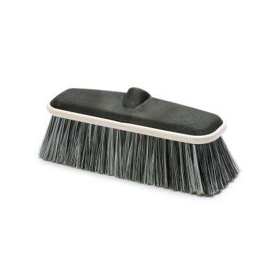 10 in. Vehicle Wash Brush with Bumper