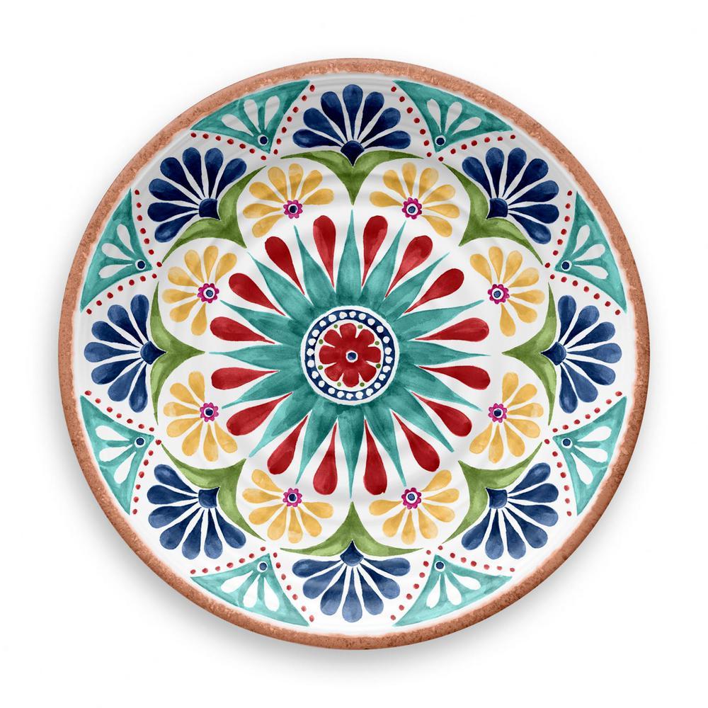 Rio Medallion Dinner Plate (Set of 6)