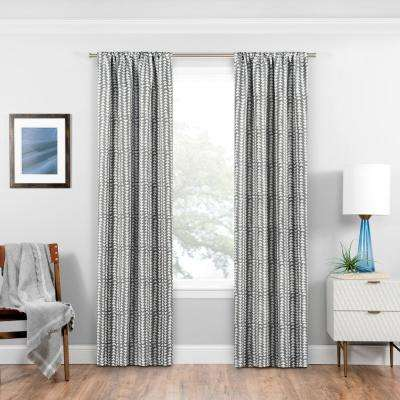Blackout Rod Pocket Curtain
