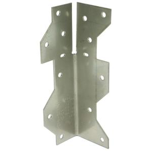 Simpson Strong-Tie 1-7/16 in  x 4-1/2 in  Stainless-Steel Framing  Angle-A35SS - The Home Depot