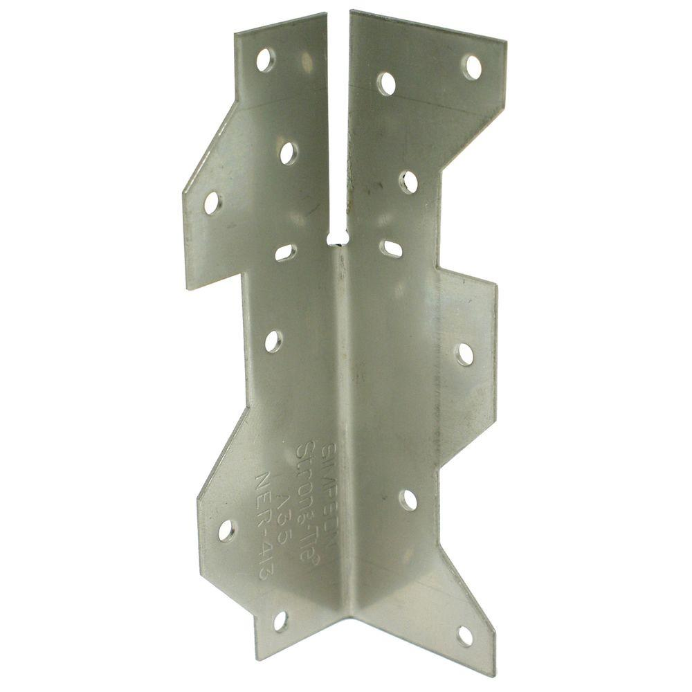 18-Gauge Stainless Steel Framing Angle