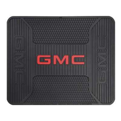 GMC Elite Heavy Duty 17 in. x 14 in. Vinyl Utility Car Mat
